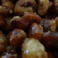 Skořicovo-karamelové mandle recept