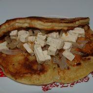 Bramborové omelety s tofu recept