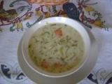 Smetanová okurková polévka recept