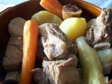 Hovězí vařené se zeleninou (pot-au-feu) recept