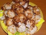 Výborné kokosky bez naležení recept
