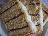 Roláda z BeBe sušenek recept