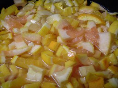 Pomerančová marmeláda od Vilemíny