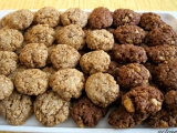 Pohankové sušenky bez lepku, mléka a vajec recept