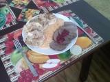 Karlovarský houskový knedlík recept