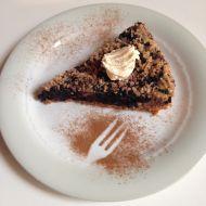 Lehký bezlepkový borůvkový koláč recept