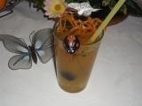 Pavoučí koktejl recept