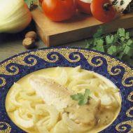 Rybí filé na smetaně recept