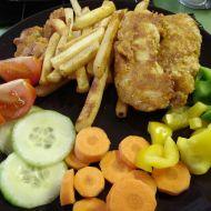 Nakládané kuřecí plátky recept