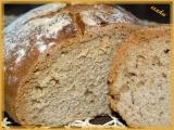 Nekynutý chléb z podmáslí a piva recept
