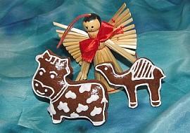 """""""Vánoční tradice"""": Medové perníčky recept"""