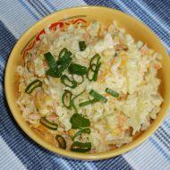 Zeleninový jarní salát recept