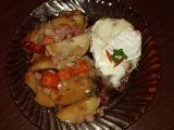 Vepřová krkovice s bramborem v PH recept