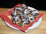 Medová kolečka s karamelovým krémem recept