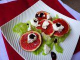 Ledový salát s čerstvými fíky a kozím sýrem recept