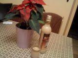 Karamelový likér  latté recept