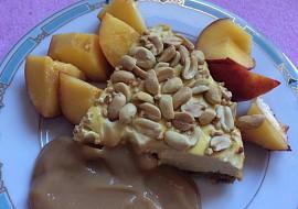 Arašídový dort recept