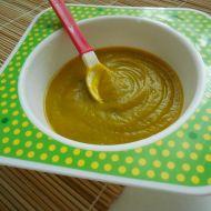 Zeleninový příkrm z dýně a cukety recept