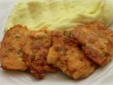 Dvojkové kuřecí placičky recept