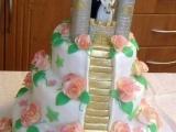 Svatební dortík pro super holčinu :o) recept