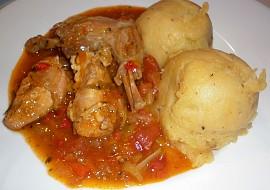 Králík s rajčatovou omáčkou  Conejo en salsa de tomate recept ...
