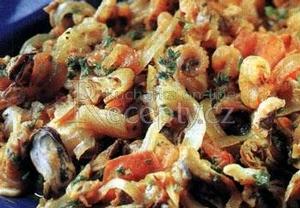 Chobotnice po athénsku