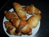 Mini croissanty recept