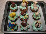 Velikonoční muffiny od Pavly recept
