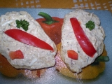 Sardinková pomazánka recept