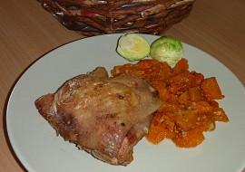 Kuře na dýni recept