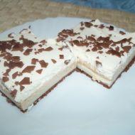 Rychlé řezy z BeBe sušenek recept