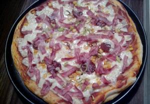 Pizza těsto  rychlé a tenké