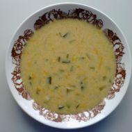 Cuketová polévka se smetanou recept