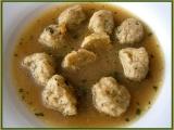 Bramboráčkové knedlíčky do polévky recept