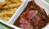 Kachní steaky recept