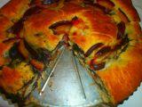 Rolovaný makový koláč se švestkami recept