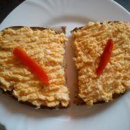 Pikantní pomazánka z mozzarelly recept