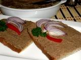 Paštika z kuřecích jater bezlepková recept