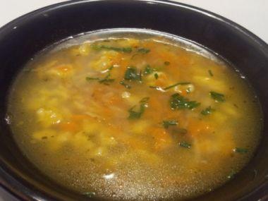 Zeleninová polévka dětská