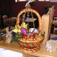 Velikonoční košík recept