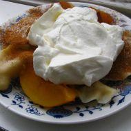 Jahodové či borůvkové taštičky se šlehačkou recept