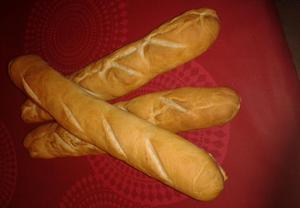 Francouzské bagety (Baguettes)