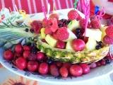 Veselý ananas recept