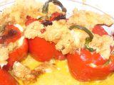Peruánské plněné papriky recept
