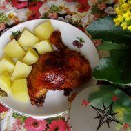 Kuře pečené na másle recept