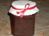 Jahodová marmeláda s karamelem a vanilkou recept
