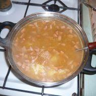 Gulášová polévka se sójou recept