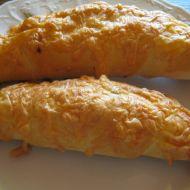 Kynuté sýrové rohlíky recept