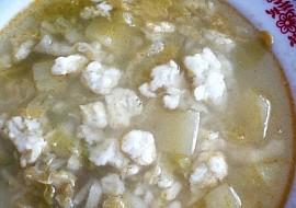 Koprovo  máslové nočky do polévky recept
