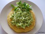 Veganská omeleta z cizrnové mouky recept